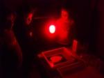 A la lampe rouge