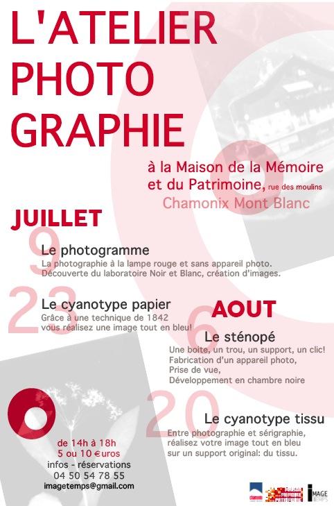 L'Atelier Photographie 2014